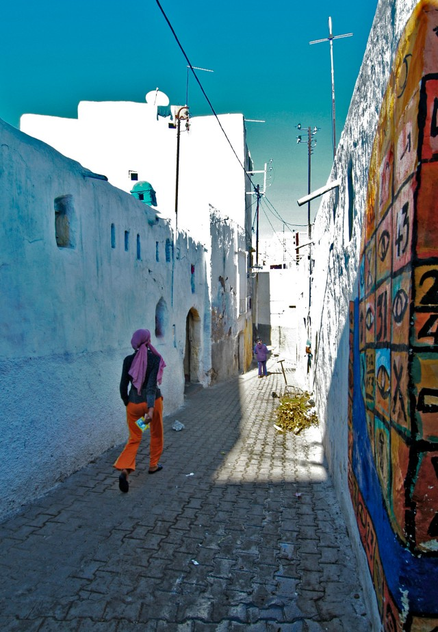 Azemmour. Morocco